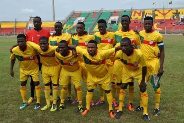 L'équipe junior du Bénin © D.R.