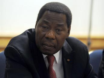 Le président du Bénin, Boni Yayi.AFP / Fethi Belaid