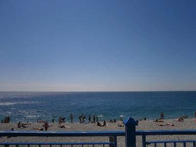 La célèbre plage des anglais. Photo: Sinatou Saka