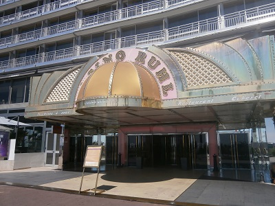 Casino de Nice. Photo: Sinatou Saka