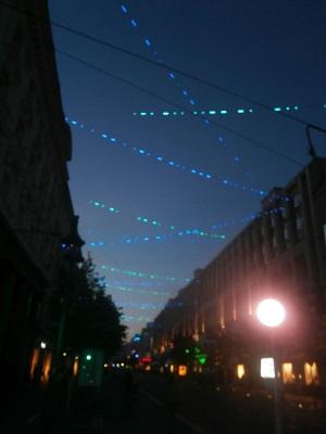 Boulevard Nice Etoile photo: Sinatou Saka